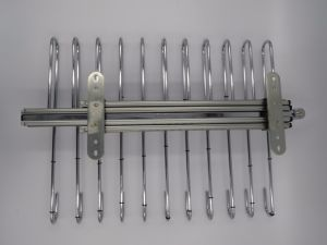 Trousers Rack with Zinc Drawer Slides Chrome Plated pictures & photos
