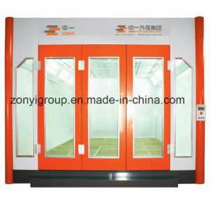 Professional Factory High Quality Spray Booth Zhongyi Spray Booth