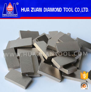 China Diamond Stone Cutting Segments for Granite pictures & photos