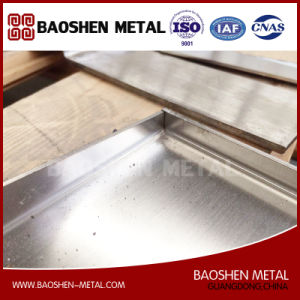 Stainless Steel Sheet Metal Fabrication Metal Parts Metal Production pictures & photos