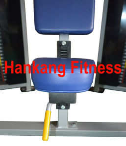 Hammer Strength, Fitness, Fitness Equipment, Gym Machine, ISO-Lateral Seated Leg Curl (MTS-8013) pictures & photos
