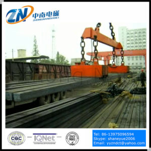 Industrial Lifting Magnet for High Temperature Steel Slab Lifting MW22-14065L/2 pictures & photos