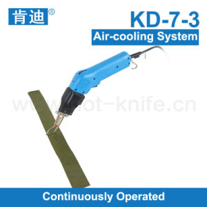 Hot Knife Rope Cutter with Air-Cooling System