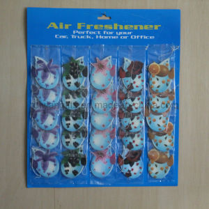 Hanging Paper Car Air Freshener for Promotion Air Freshener, Car Freshener Paper pictures & photos