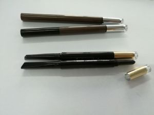 Auto Eyebrow Pencil with Brow Powder pictures & photos