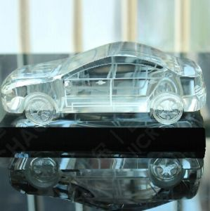 Customize Crystal Car Model Craft for Office Decoration pictures & photos