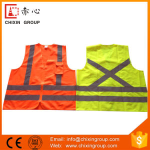 Custom Logo Safety Vests pictures & photos
