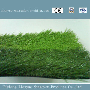 environmental Friendly Soccer Fibrillated Grass pictures & photos