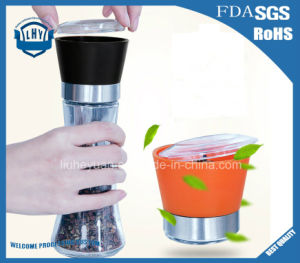180ml Glass Pepper Spice Grinder pictures & photos