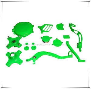 Neon Green Powder Coating with Good Decorative Property pictures & photos