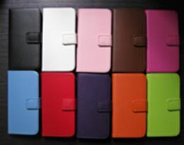 I-04 Book Style Smart Phone Case Cover Shell Funda Card-Slot Protective Leather Case for iPhone 5g/Se pictures & photos