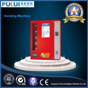 China Factory Cheap Condom Snack Drink Can Vending Machine pictures & photos