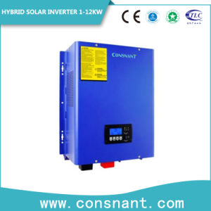 AC/Soalr Charging off Grid Hybrid Inverter pictures & photos