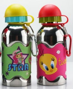 Stainless Steel Children Water Bottle (R-9074) pictures & photos