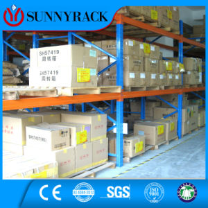 Space Utilization Improved Warehouse Steel Pallet Rack pictures & photos