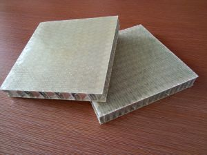 Fiberglass Honeycomb Panels for Stone Back pictures & photos