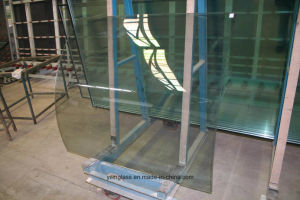 Safety Tempered Curved Esclator Glass pictures & photos
