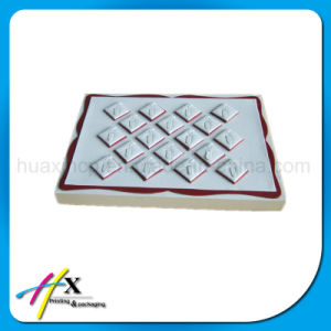 Wholesales Wooden Jewelry Tray with PU Leather Lining pictures & photos