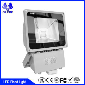 2017 Hoyol Powerful Solar LED Flood Lights Ultra Slim Outdoor LED Flood Light pictures & photos