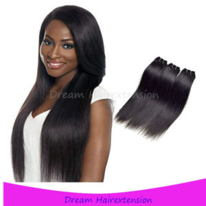Hot Sale Natural 8A Virgin Brazilian Remy Straight Hair pictures & photos