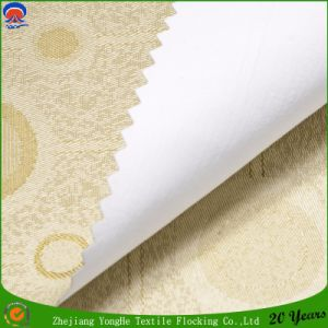 Home Textile Jacquard Woven Polyester Waterproof Fr Blackout Curtain Fabric pictures & photos