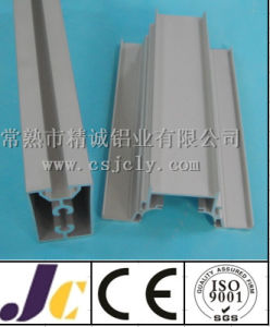 Professional Extrusion Profile with Silver Anodizing (JC-W-10020) pictures & photos