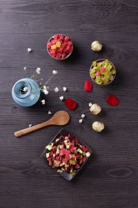 Dehydrated Flower and Fruits Tea--Cherry Pulp pictures & photos