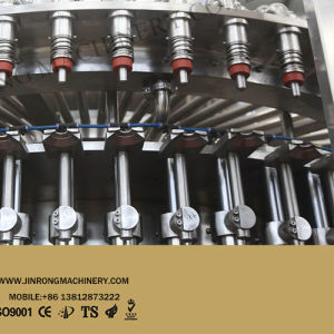 Fully Automatic Juice Washing Filling Capping Filling Machinery pictures & photos