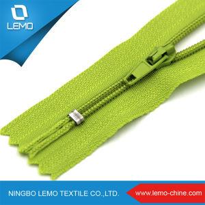 Colorful New Design Unique Nylon Zipper pictures & photos