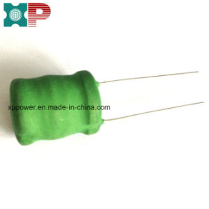 ISO/SGS Radial Type Leaded Pin Power Inductors with 1.0 to 10000uh Inductance Range pictures & photos
