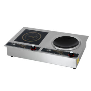 High Quality Four Head Induction Cooktops with Low Price pictures & photos