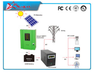 Best Price DC12/24/48V 1kw2kw3kw4kw5kw off Grid Solar Inverter pictures & photos