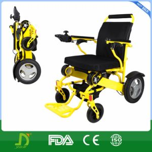 Electric Brushless Motor Wheelchair with CE pictures & photos