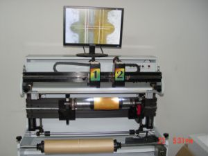 Screen Type Flexographic Printing Plate Mounting Machine (YG450) pictures & photos