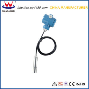 Shanghai Factory 4-20mA Diesel Fuel Tank Level Sensor pictures & photos