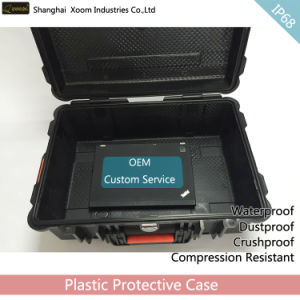 Large Instrument Case Plastic Waterproof Protective Case Military Case pictures & photos