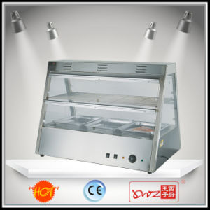 Dh-2*3 Two Layers Three Trays Food Warmer Good Quality Warmer pictures & photos