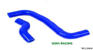 Blue Silicone Radiator Hose Air Intake for Toyota Levin Ae111/Ae101g pictures & photos
