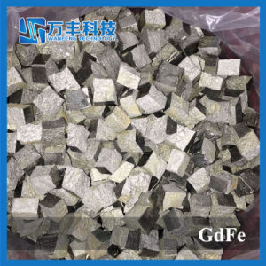 Rare Earth Gadolinium Ferrogadolinium Alloy Casting Massive pictures & photos