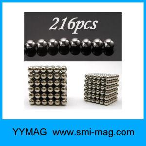 5mm Neodymium Magnet Neo Spheres Magnetic Balls pictures & photos