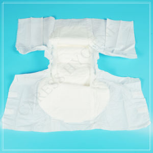 Strong Absorption of Soft Disposable Adult Diapers pictures & photos