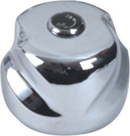 Faucet Handle in ABS Plastic With Chrome Finish (JY-3049) pictures & photos