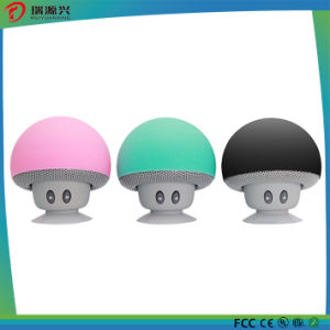 High Quality Mushroom Shape Wireless Portable Bluethooth Speaker pictures & photos