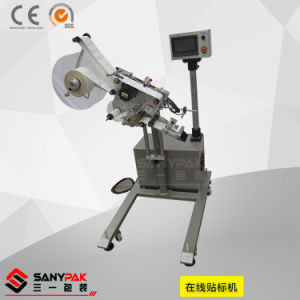 China High Quality Low Price Production Line Label Machine pictures & photos