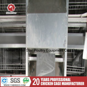 Hightop Chicken Cage Poultry Farming High Quality Layer Cage for Laying Hens pictures & photos