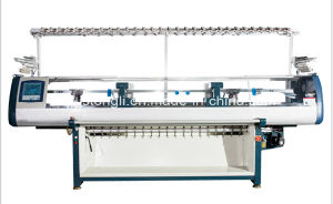 7g Fully Computerized Flat Knitting Machine pictures & photos