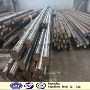 Hot Rolled Plastic Mould Steel Round Bar (P21, Nak80) Special Steel pictures & photos
