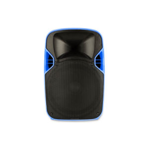 12 Inches PRO Portable LED Projection Speaker with Battery pictures & photos