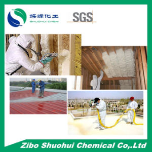 Rigid PU System for Spray Foam Insulation pictures & photos