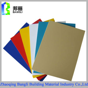 Decorative Wall Panel Composite Cladding Panels PVDF PE Coated Panel pictures & photos